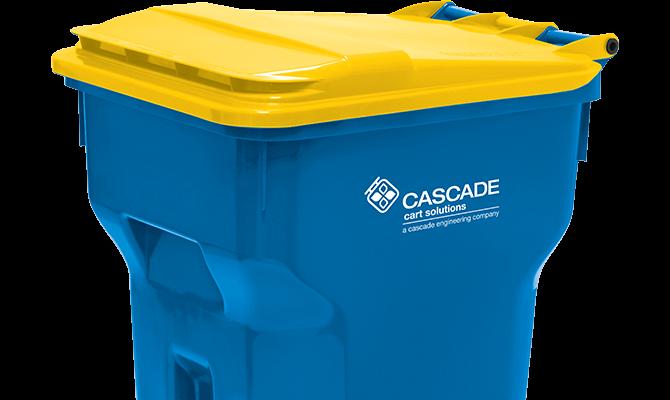 Cascade Cart Solutions Custom Graphics